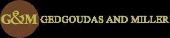Gedgoudas and Miller Header Logo